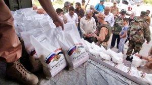 Российские военные начали эвакуацию из подконтрольных боевикам пригородов Дамаска