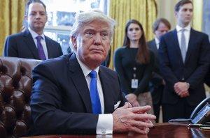 Белый дом рассказал о праве вето Трампа на закон об антироссийских санкциях