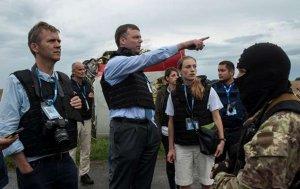 В ОБСЕ не смогли подтвердить наличие российских войск на Донбассе