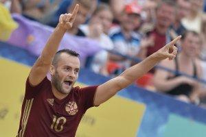 Сборная России по пляжному футболу выиграла Суперфинал Евролиги