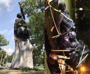 Бумажная негритянка и генерал Ли: толерантность против исторической памяти