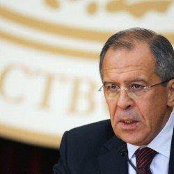 """Лавров: Киев высказывает """"абстрактное несогласие"""" по проекту резолюции по Миссии ОБСЕ"""