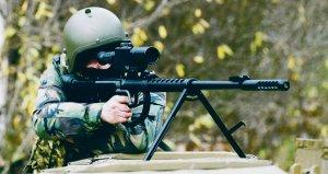 Стрельба по-крупному (Обзор инновационного и  перспективного стрелкового оружия)