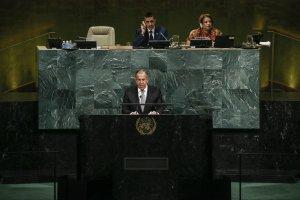 Выступление Министра иностранных дел России С.В.Лаврова на 72-й сессии ГА ООН, Нью-Йорк, 21 сентября 2017 года