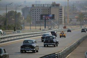 В Ростове-на-Дону открыли Ворошиловский мост после реконструкции