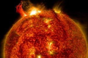 Американскими специалистами из Гарвардского университета предсказана смертоносная солнечная вспышка в ближайшие сто лет