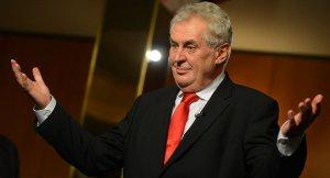 Президент Чехии выступил против двойных стандартов ЕС в отношении Крыма