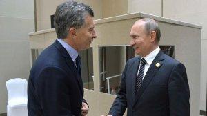 Президент Аргентины рассчитывает обсудить с Путиным возможную помощь РФ в поиске подлодки