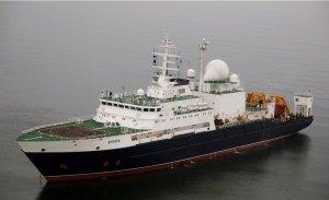 """Россия направляет гидрографическое судно """"Янтарь"""" с двумя глубоководными аппаратами для помощи Аргентине"""