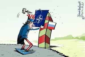 Нарушенное обещание: американский историк о расширении НАТО на восток