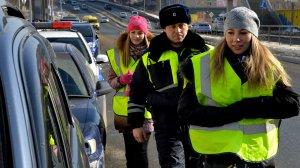 [Водители выйдут из сумрака] Водителей обязали надевать светоотражающую одежду