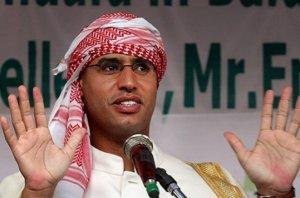 Ливией снова будет руководить Каддафи ?