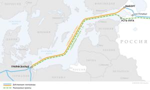 """Прибалтика решила поменять отношение к """"Северному потоку - 2"""""""