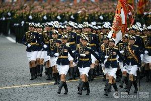 Парад Победы и фильм Стоуна о Путине стали самыми рейтинговыми на телевидении за год