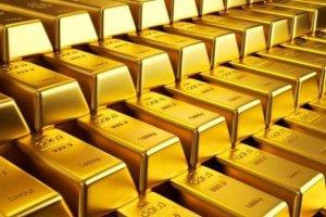 На Нью-йоркской бирже Comex цены на золото превысили $1300 за унцию
