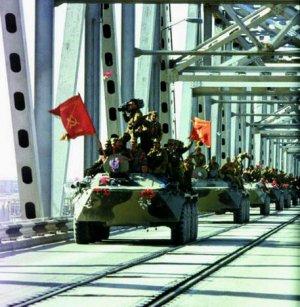 15 февраля 1989 года последняя колонна советских войск покинула территорию Афганистана