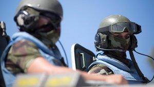 Киев выступил против введения белорусских миротворцев в Донбасс