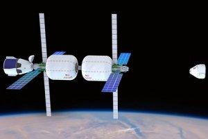 Американцы заменят МКС двумя обитаемыми модулями
