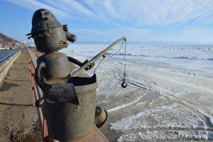 Скоро клюнет До конца марта рыболовам-любителям установят лимиты на вылов