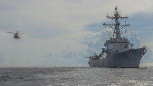 Китай обвинил США в нарушении суверенитета в Южно-Китайском море