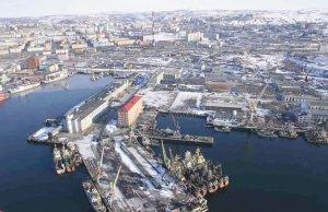 В Мурманской области быстрыми темпами строят огромный незамерзающий угольный порт