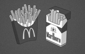 В Госдуме предложили ограничить поставки табака и алкоголя из США