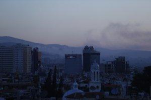 Дамаск насчитал 30 выпущенных по Сирии ракет, треть этих ракет удалось сбить