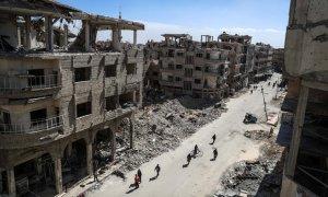 Independent рассказала, от чего на самом деле пострадали жители Думы [химоружия не было]