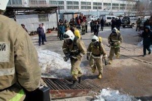 В Якутии завершилась протестная голодовка пожарных