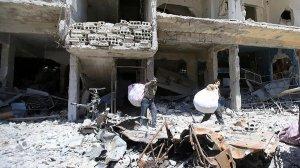 Шведский телеканал заменил слова сирийки о США на критику России