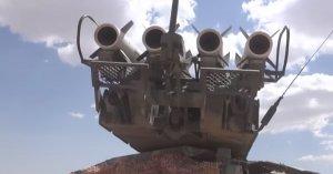 Сирийская армия показала комплексы ПВО производства РФ