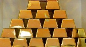 Жириновский предложил вывести золотой запас России из США