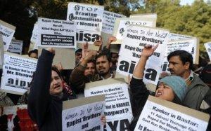 Правительство Индии одобрило смертную казнь за изнасилование детей