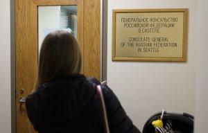Дипломат сообщил о попытках представителей США проникнуть в резиденцию генконсула РФ в Сиэтле