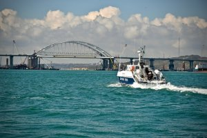 ФСБ предупредила о возможных провокациях в Керченском проливе