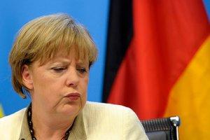Меркель разочаровалась в США