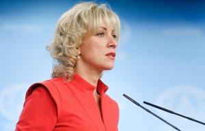 """Захарова: украинские """"снайперы"""" угрожали сотруднику МИД РФ в стенах штаб-квартиры ООН"""