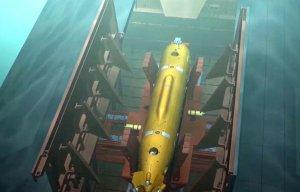 """Источник: ВМФ России получит на вооружение подводные беспилотники """"Посейдон"""" до 2027 года"""