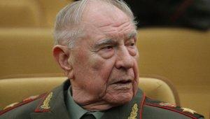 Генпрокуратура Литвы требует пожизненного заключения для маршала Язова