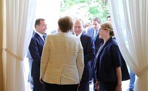 Путин и Меркель дали поручение об учреждении миссии ООН в Донбассе