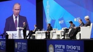 Россия готова рассчитываться с другими странами в нацвалюте, заявил Путин