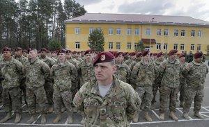 Польша хочет заплатить $2 млрд за создание постоянной военной базы США