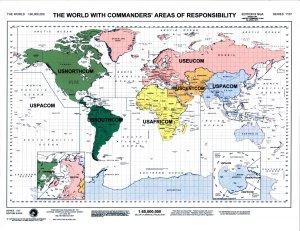 Мэттис объявил о переименовании Тихоокеанского командования США в Индо-Тихоокеанское