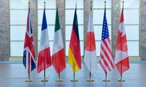 Bloomberg: Франция из-за разногласий с США не подпишет совместное заявление на саммите G7