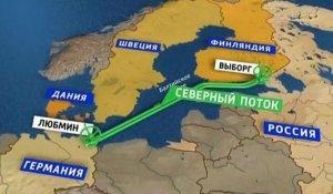 """Швеция одобрила строительство """"Северного потока - 2"""""""