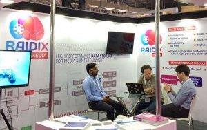 """IT-компании """"Рэйдикс"""" (RAIDIX) создали распределенную систему хранения данных (СХД) на процессорах """"Эльбрус"""""""