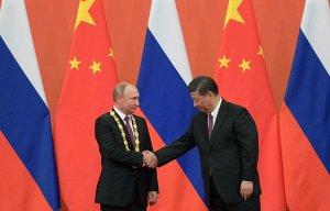 Путин стал первым обладателем китайского ордена Дружбы