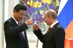 Путин подарил Си Цзиньпину русскую баню из сибирского кедра