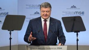 Порошенко: Украина передала в суд ООН в Гааге обвинения против России