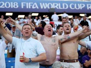 Английские болельщики: Нас в Калининграде было бы 20 тысяч, если бы не негатив о России